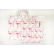 """""""Flamingó"""" 3db-os textil táska szett"""