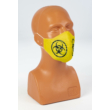 Biohazard textil szájmaszk M-es méret