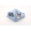 NoProb Llama textil szájmaszk XL-es méret