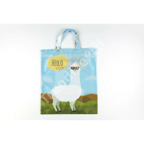 """""""Alpaca"""" 1db-os nagy textil táska"""