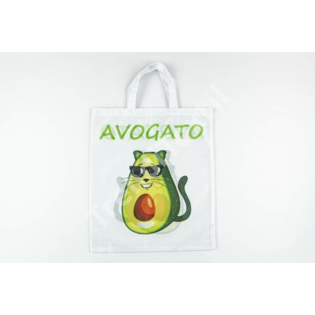 """""""Avogato"""" 1db-os nagy textil táska"""