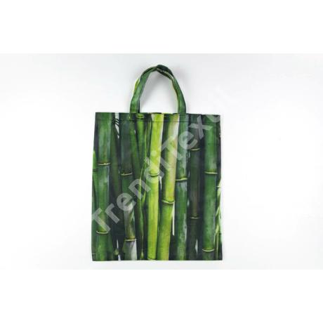 """""""Bamboo"""" 1db-os közepes textil táska"""