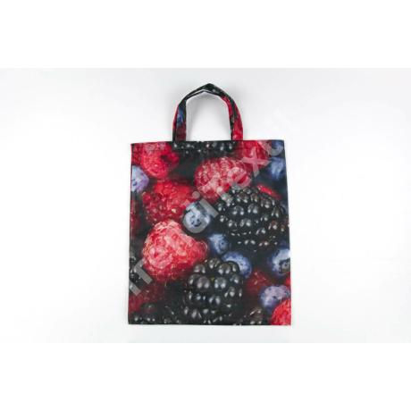 """""""Bogyós gyümölcs"""" 1db-os nagy textil táska"""