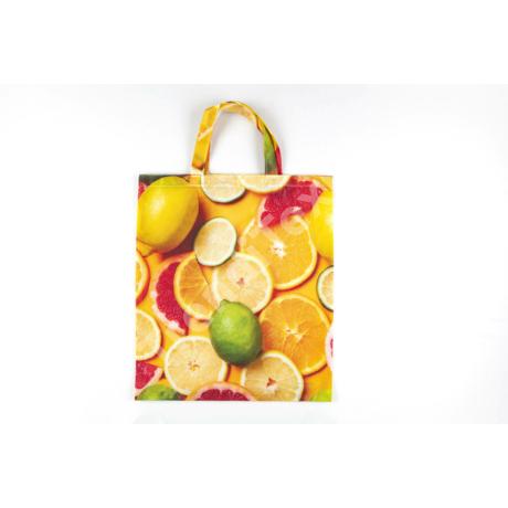 """""""Citrus"""" 1db-os nagy textil táska"""