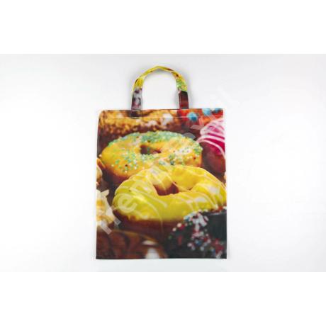 """""""Fánk"""" 1db-os nagy textil táska"""
