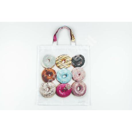 """""""Donut"""" 1db-os nagy textil táska"""
