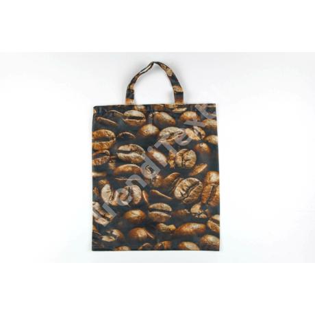 """""""Kávé"""" 1db-os nagy textil táska"""