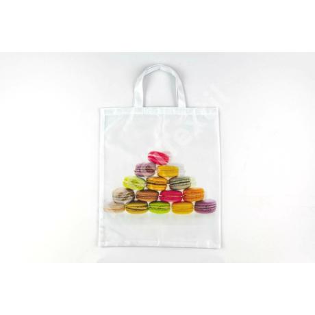 """""""Macaron"""" 1db-os nagy textil táska"""