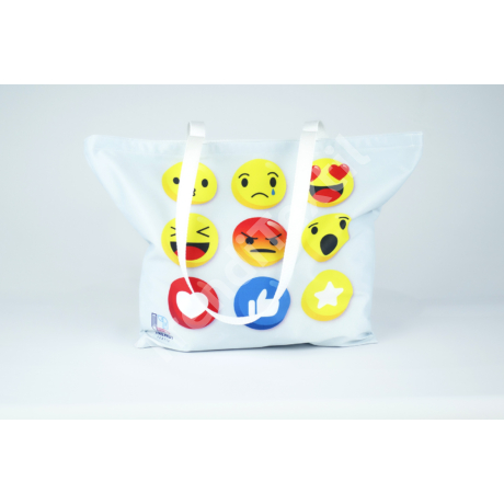 """Like"" 1db-os strand táska"