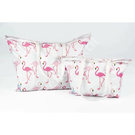 """""""Flamingó"""" 2db-os női táska szett"""